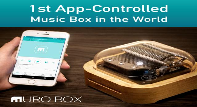 酷鳩科技:智慧音樂盒
