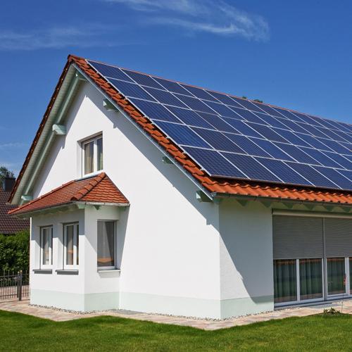 屋頂型太陽能-北台灣